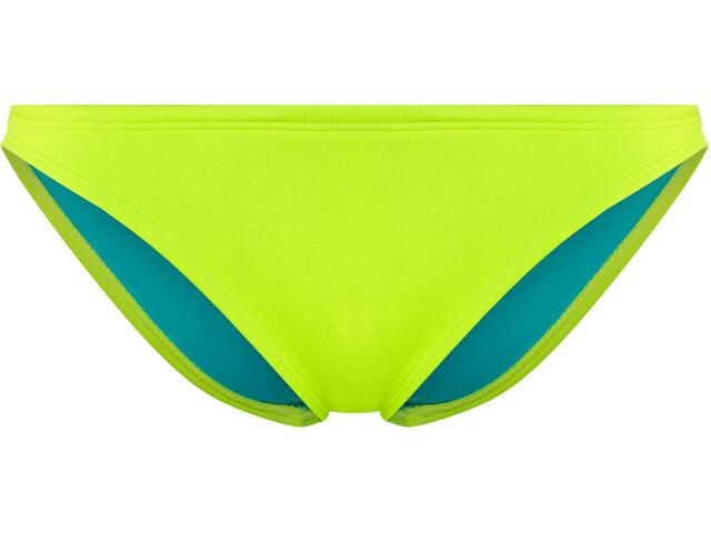 TYR Solid Classic Bikinihousut Naiset, fluo yellow